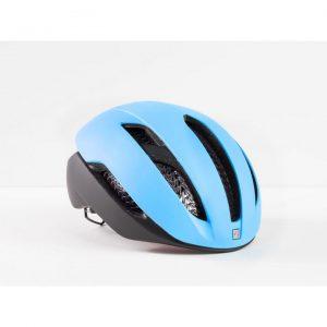 Cykelhjälm ljusblå