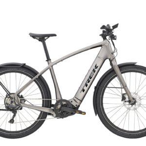 Trek cykel 2021 allant+ 8 i matte gunmetal